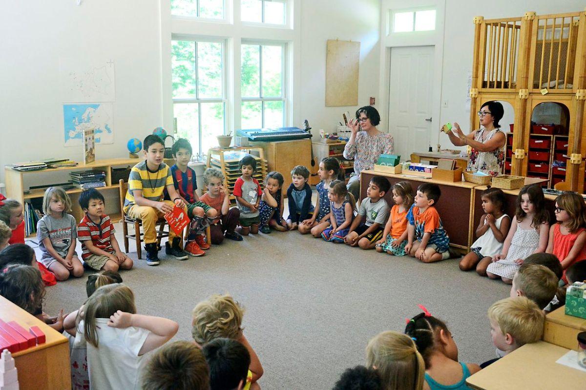 Montessori Mayhem?
